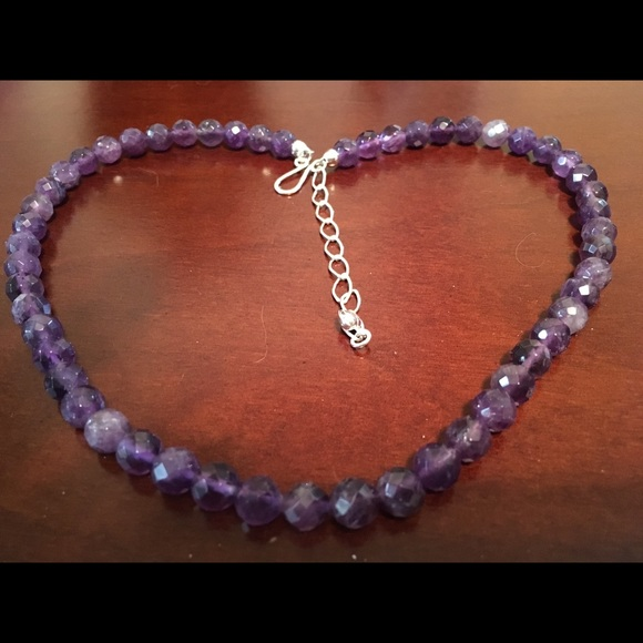 Jay King Jewelry - AMETHYST BEAD NECKLACE BY JAY KING